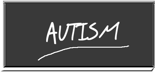 learning from autism blackboard